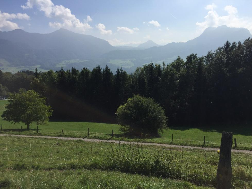 Chiemgauer Alpen_Größenveränderung