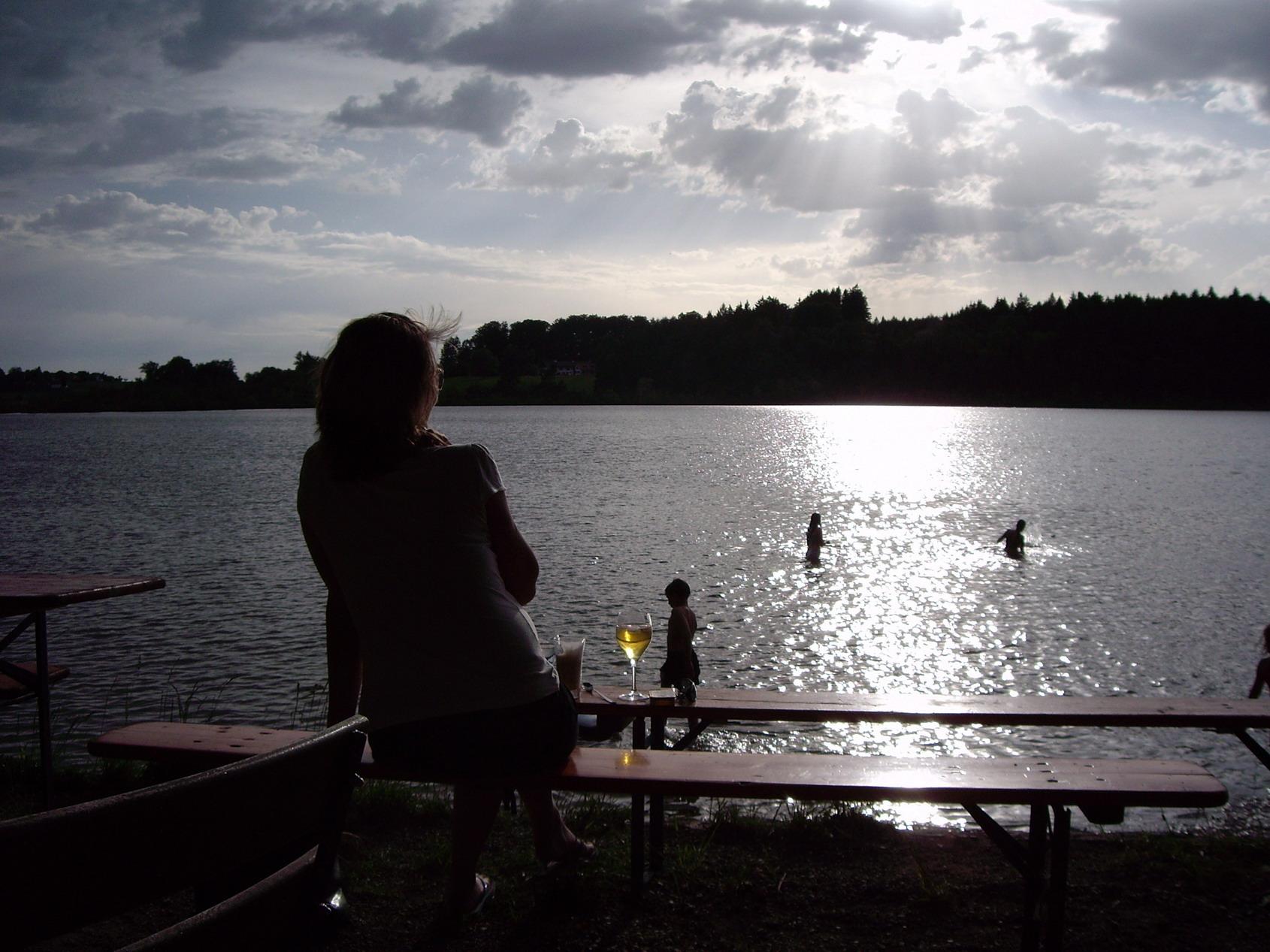 Hofstätter See Strandcafe